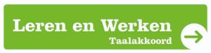 INTK sluit zich aan bij het Taalakkoord van het programma Leren en Werken