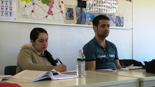 Leren bij INTK